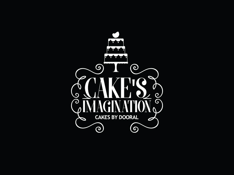 Black And White-CakesImagination-LogoMockup