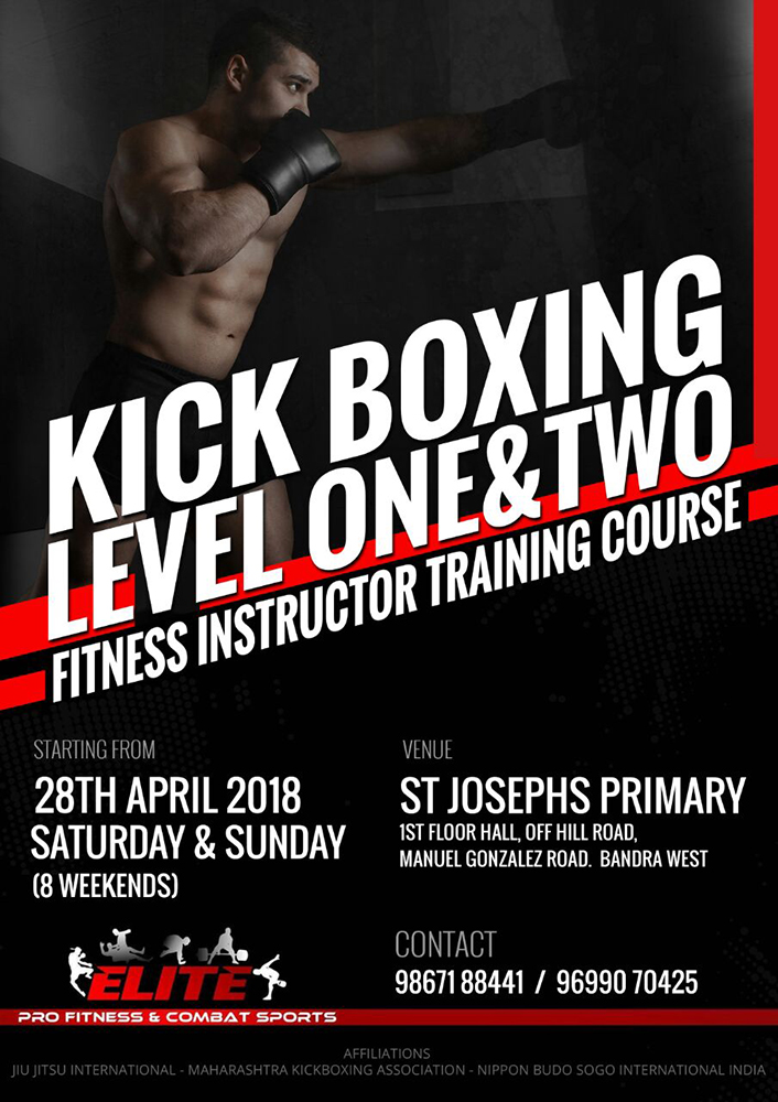 Elite Pro Fitness-Training Poster