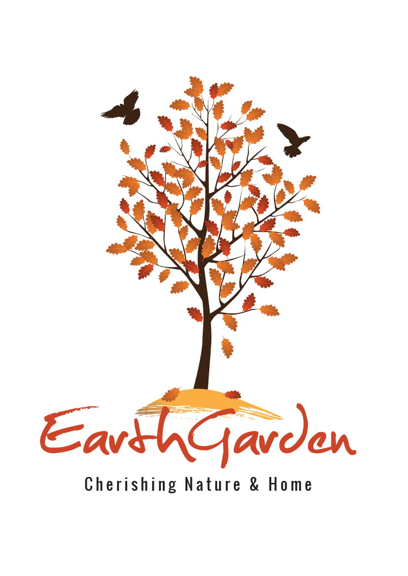 Earth Garden Logo Design